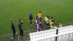 2014.12 - U13 Petite Finale Niv.2 - Stade Olympique Codognan
