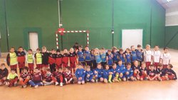 Plateau Futsal U9 - Entente Football SPAM