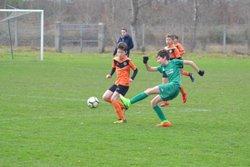 U13 - SPORTING (1) / FC MARENSIN (1) Samedi 13 janvier 2018 - SPORTING CLUB SAINT PIERRE DU MONT FOOTBALL