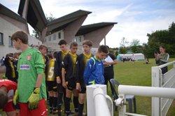 Finale du Tournoi international U15 - Aulnoy lez Valenciennes - SPR Poix du nord