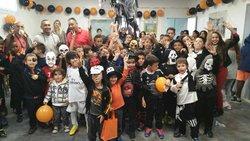 Hallowen des enfants - STADE DE VALLAURIS
