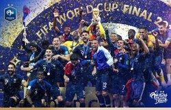 CHAMPION DU MONDE !!!!!! **