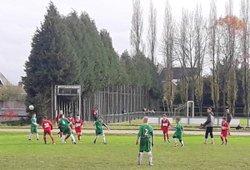 Samedi 4 Novembre 2017: Les U13 ont gagné leurs trois matchs à Villaines.Bravo les petits verts !!! - Association Sportive de Saint Pierre des Nids