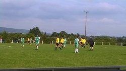 Quelques photos de l'équipe B du Dimanche 14 Septembre 2014 - Association Sportive de Saint Pierre des Nids