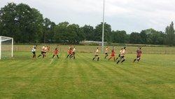 Match Amical SCF 3-3 Bagnac sur Célé (02_08_14) - Sud Cantal Foot