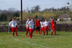 Sud Cantal Foot 2 - A.S Yolet 08 03 15 - Sud Cantal Foot
