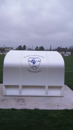 ICI C'EST LE STADE VERNOLIEN - STADE VERNOLIEN FOOTBALL