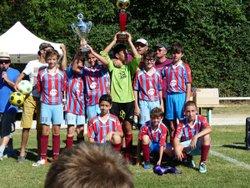 Les U13 remportent encore le tournoi de Venerque - TARASCON FOOTBALL CLUB