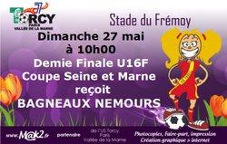 Venez les encourager ! - US TORCY PARIS VALLEE DE LA MARNE