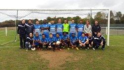 Seniors le 29/10/2017 - Trangé Football Club
