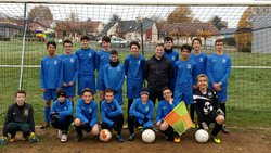 U15 - Trangé 18/11/2017 - Trangé Football Club