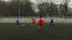 2018-01-28 - Matches Contre Gazelec - Victoire 6-2 - Trangé Football Club