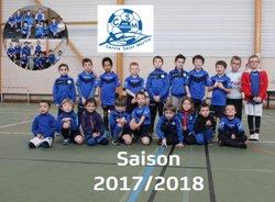saison 2017/2018 - Trédion Cercle-Saint-Martin
