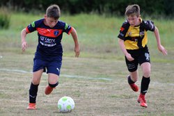 [U12-U13] Belles oppositions contre nos amis Paimpolais - Trégor Football Club