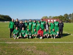 Reprise de la C - Tricolore Sportive Bertrange Imeldange
