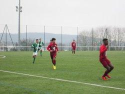 2018-01-07 U17 A D2 Saint Brice sous Forêt Amical - Foot Adamois U17