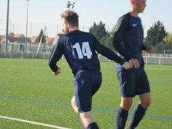 2017-10-15 U19 GOUSSAINVILLE - U19 Olympique Adamois