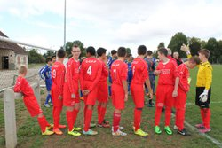 U15 UCCF - Fontaine les Dijon - UNION CHATILLONNAISE COLOMBINE FOOTBALL