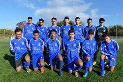 VICTOIRE DES U17-1 ! DOMTAC FC - UGA LYON-DECINES  0 - 2 - Union Générale Arménienne Lyon-Décines