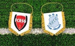 F.C. ROCHE SAINT GENEST - UGA LYON-DECINES ce samedi 26 novembre en live...