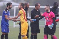 Coupe des Pyrénées : UJ - FAMEB 2-0 (AP) le 13/11/2016 - UNION JURANCONNAISE FOOTBALL