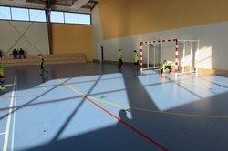 plateau futsal a Citers le21/01/2017 - US FROTEY LES VESOUL