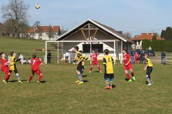 Match amical U 13 Villersexel  1 & 2 - Frotey / Colombe 1 & 2 le 25/02/2017 - US FROTEY LES VESOUL