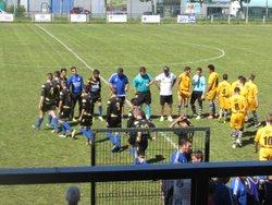 Noidans Vesoul - Frotey / Colombe U 15 A . Défaite 3 a 2 - US FROTEY LES VESOUL