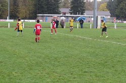 Luxeuil - Frotey / Colombe U13 match amical - US FROTEY LES VESOUL
