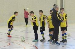 Futsal U13 a Ronchamp le 10/02/18 ( consolante ) - US FROTEY LES VESOUL