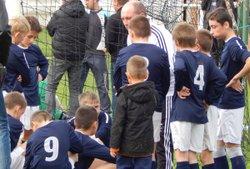 U13(2) contre St Pierre - Union Sportive Annezinoise