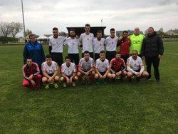 1/4 finale coupe Aveyron à Laissac - USAV