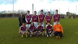 Equipe U19 - Misérieux Trévoux - Union Sportive Bassin Pontévallois
