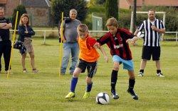 U11 : Entrainement du 02/09/2015 - Union Sportive Beaufort/Limont-Fontaine