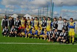 U19 - Match ES GUERET vs Ent AMB/BEAUNE - US BEAUNE LES MINES