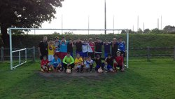 PEF U15 Humanitaire - US BLANZYNOISE FOOT