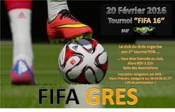 FIFA GRÈS 20 février 2016