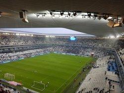 Sortie U8-U9 et U10-U11: match de foot Bordeaux-Monaco 10/12/2016 - UNION SPORTIVE LUDONNAISE