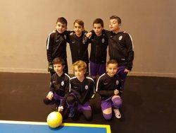 Challenge futsal U10/U11 du 04/03/2017 à Martignas sur Jalles - UNION SPORTIVE LUDONNAISE