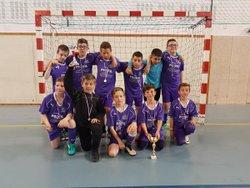 Tournoi Futsal Le Bouscat U10/U11 22/04/2017 - UNION SPORTIVE LUDONNAISE