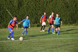 Match amical interne U13 - US ROUVRES / GPT ROUVRES AUBE AUJON