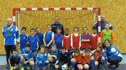 """Inter-Catégorie"" Futsal U9 / U11 - US ROUVRES / GPT ROUVRES AUBE AUJON"