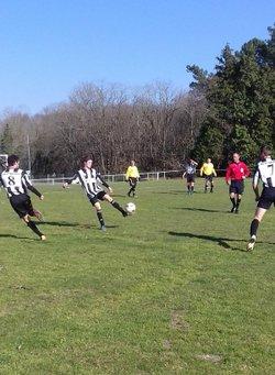 Match Saint Maigrin - La Clotte - UNION SPORTIVE SAINT-MAIGRIN