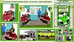 Tournoi de St Berthevin U13 27/05/2017 - UNION SPORTIVE SAINT GERMAIN LE FOUILLOUX