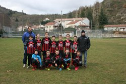 Samedi 21 Novembre 2015 - U13 - Saint Martin de Valamas / Le Cheylard - Union Sportive Saint Martinoise