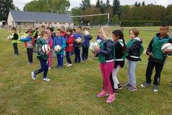 Initiation à l'école de Tigy - UNION SPORTIVE TIGY-VIENNE