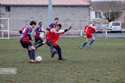 Entente Valderiès-Valence 0 - 3 St Juery Olympique. - UNION SPORTIVE DE VALDERIES
