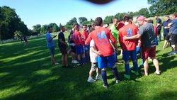 Match de la montée en 2eme division - US Veauvillaise
