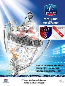 Coupe de France 2018