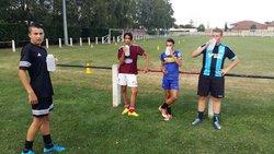 Photos du 1er entraînement de la saison en U17 - UNION SPORTIVE BEAUREPAIROISE